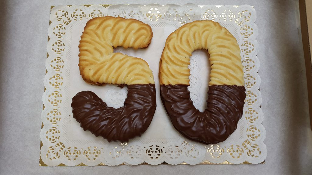 zum 50. Geburtstag
