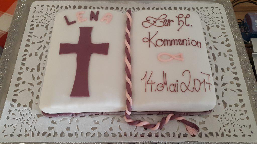 Erstkommunionstorte